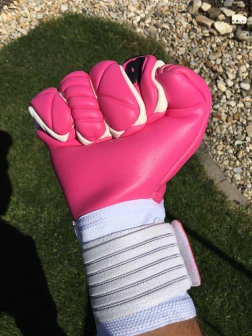 Rukavice BU1 All Pink střih NC