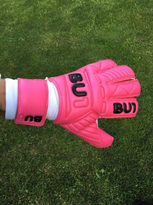 BU1 All Pink Roll Finger
