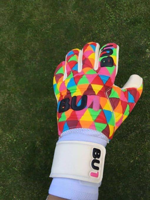Brankářské rukavice BU1 Triangle NC