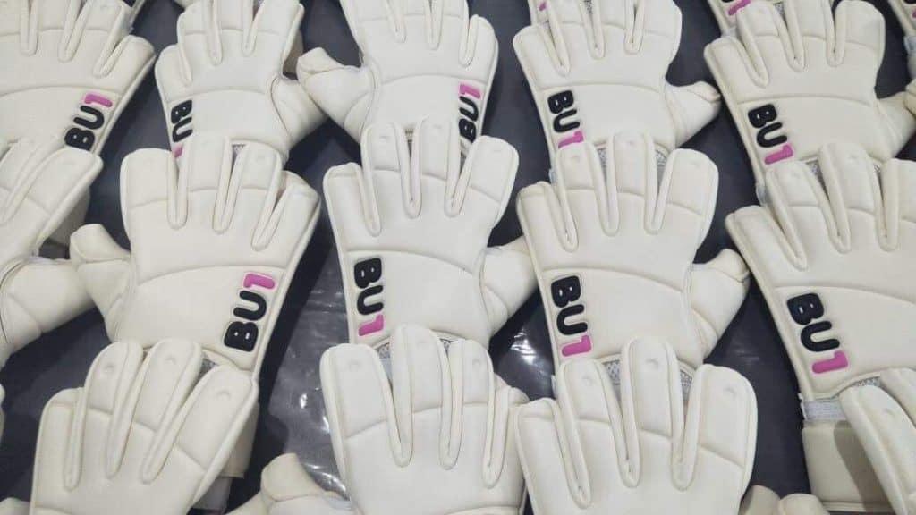Goalkeeper Gloves BU1 Classic Negative Cut