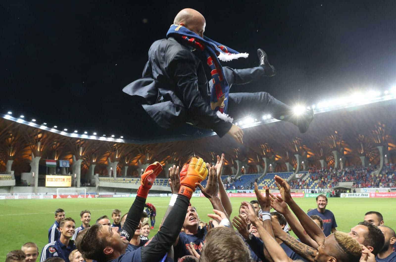 Tomas Tujvel Videoton FC