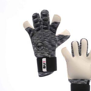 BU1 Signal Gray goalkeeper gloves