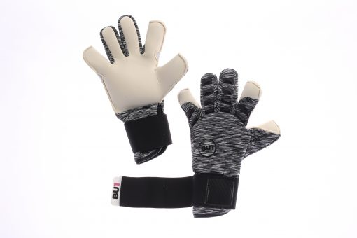 BU1 Signal Gray goalkeeper gloves