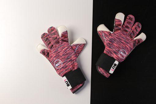 BU1 Signal Pink goalkeeper gloves