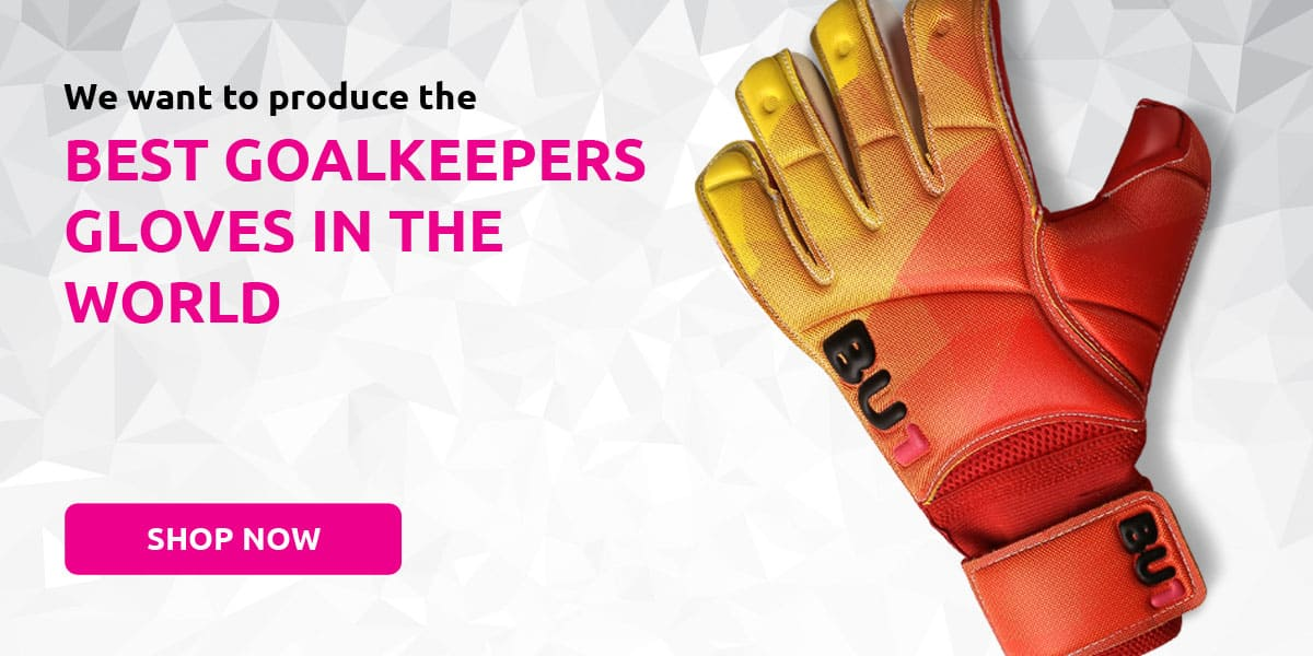 BU1 Goalkeeper gloves