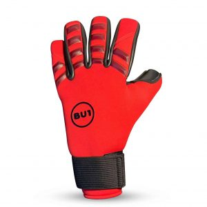 BU1 Neo Red goalkeeper gloves