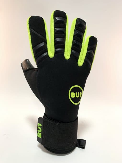 BU1 goalkeeper gloves Neo Black