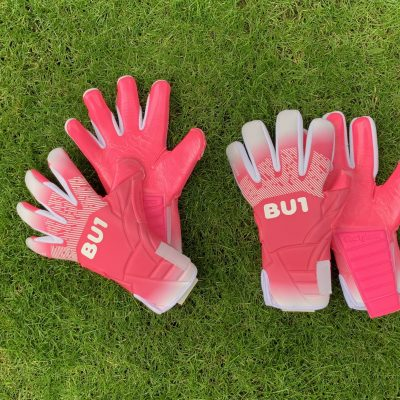 BU1 FIT Pink Goalkeeper gloves